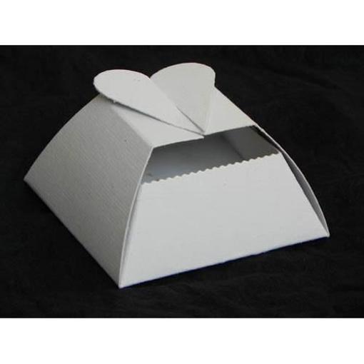 Obrázok z Krabička na výslužku so srdiečkom - 1 ks