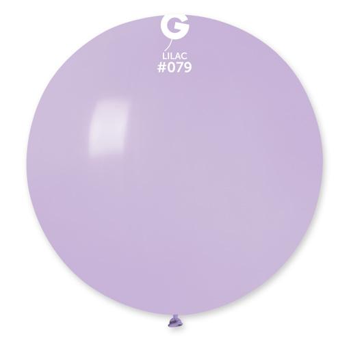 Obrázok z Obrie nafukovacie balón - lila