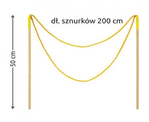 Obrázok z Tyčky na tvorbu bublín 200 cm