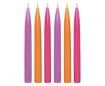 Obrázok z Tortové sviečky EKO zo včelieho vosku - 12ks