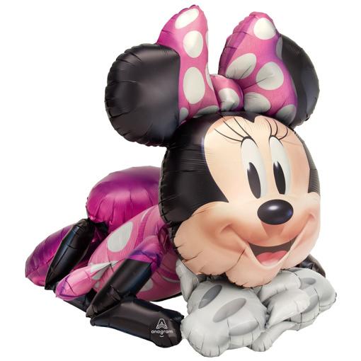 Obrázok z Chodiaci balónik Minnie Mouse Forever 89 cm