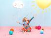 Obrázok z Piňata mrak Cloud Premium 50 x 32 x 9 cm