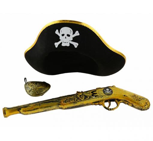 Obrázok z Pirátsky set 3 ks
