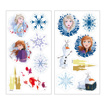 Obrázok z Fondánové dekorácie Frozen 2 - 14 ks