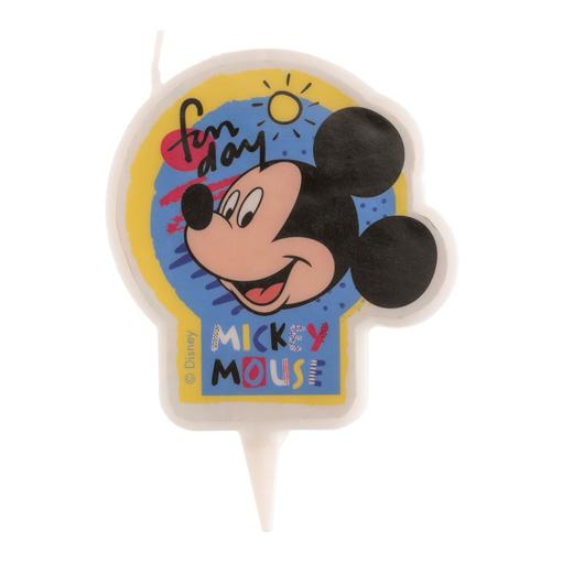 Obrázok z Dortová svíčka 2D - Mickey Mouse
