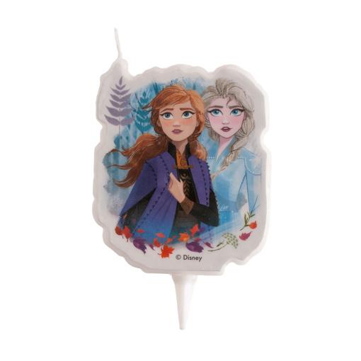 Obrázok z Dortová svíčka 2D - Ledové království 2 - Frozen 2