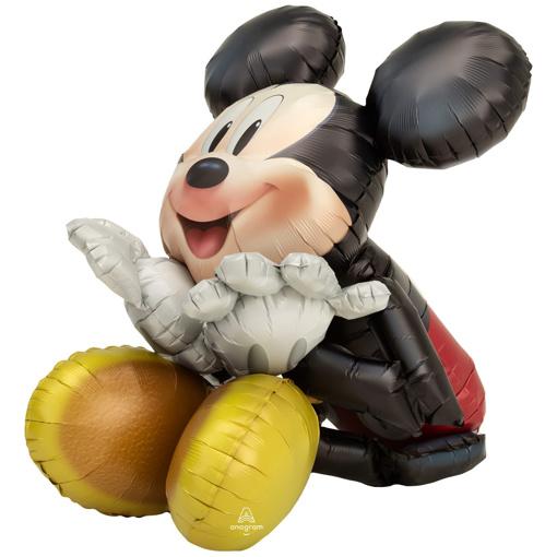 Obrázok z Chodiaci balónik Mickey Mouse Forever 73 cm