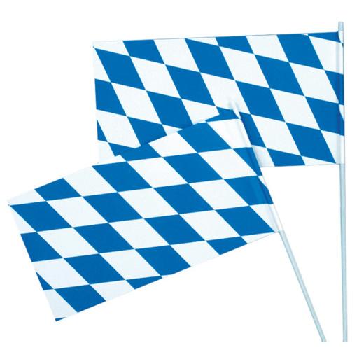 Obrázok z Plastová vlajočka Oktoberfest 12 x 23 cm