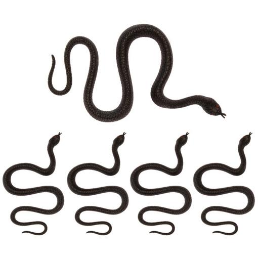 Obrázok z Plastový hadi 5 ks