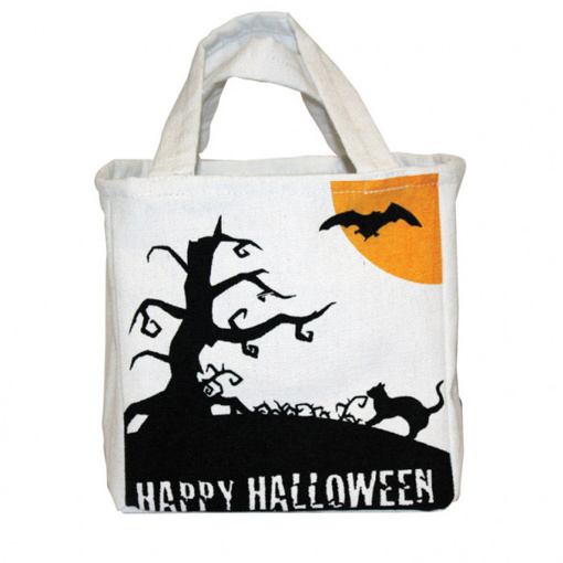Obrázok z Látková taška Happy Halloween 16 x 26 cm