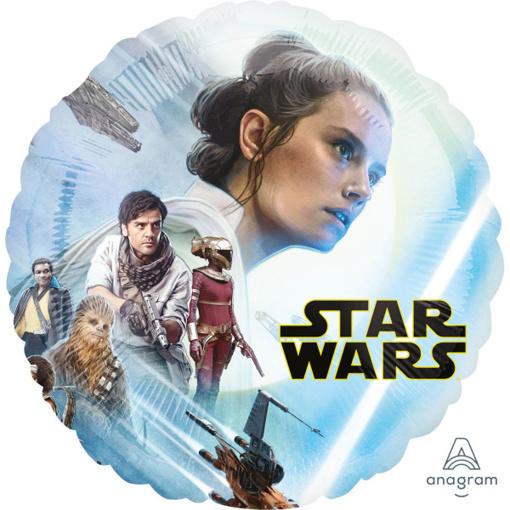 Obrázok z Foliový balonek Star Wars New 43 cm