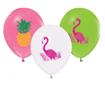 Obrázok z Latexové balonky Plameňák 30 cm - 5 ks
