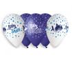 Obrázok z Latexové balonky Baby shark premium 33 cm - 5 ks